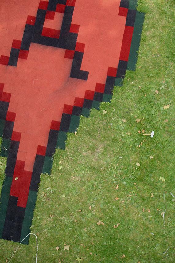 Photo Google carpet, Robert Sollis