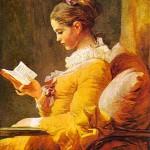 Image de la Liseuse de Fragonard