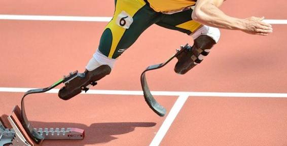 Oscar Pistorius au JO de londres 2012