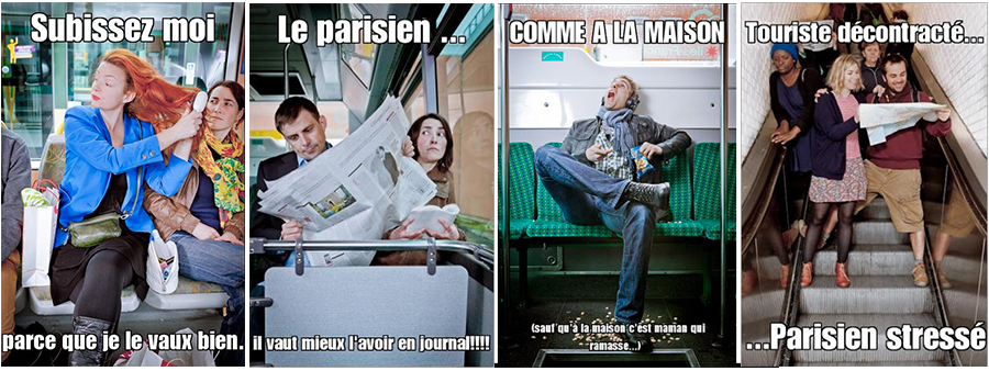 La friendly com de la RATP