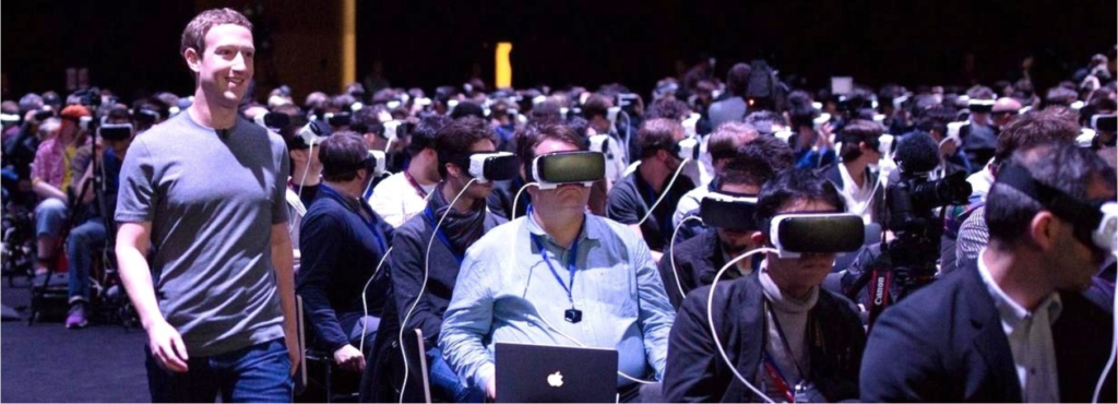 Marc Zuckerberg - mobile world congress 2016