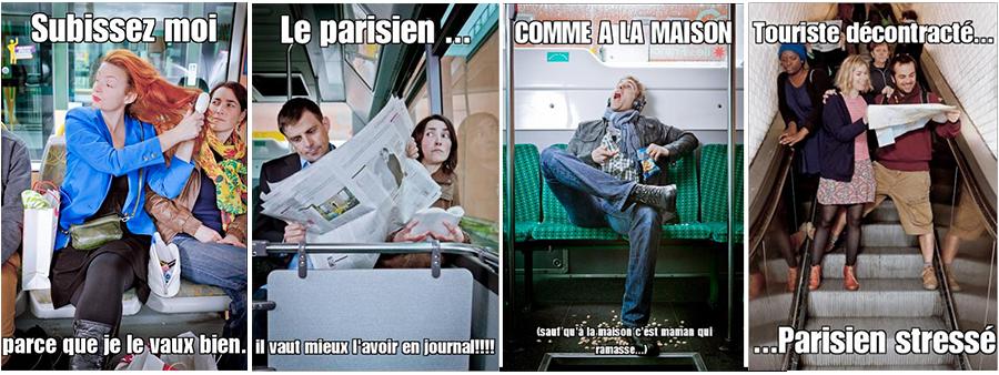 La friendly com de la RATP