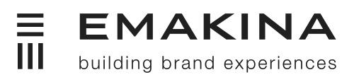 Logo Emakina group